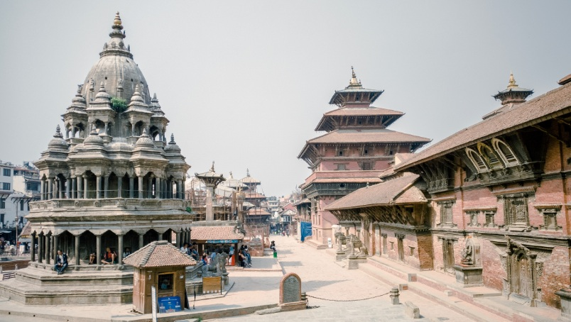 Patan Durbar Square – Travel destination in Nepal