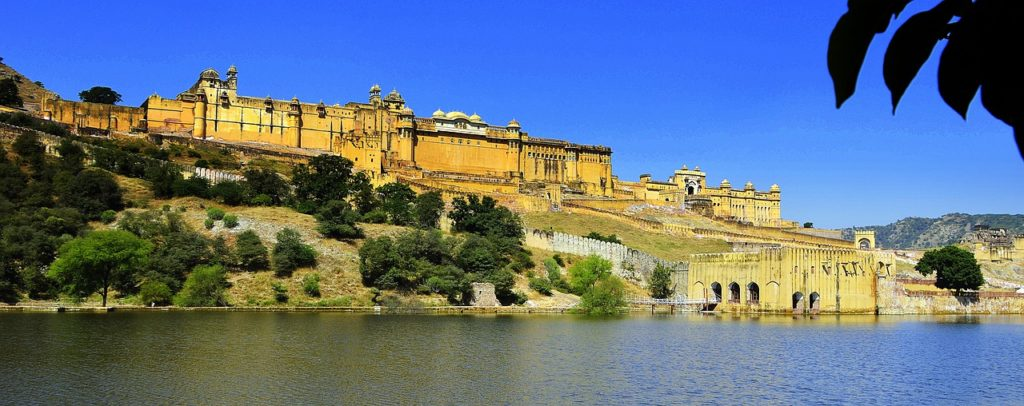Amber Fort Jaipur Rajasthan India