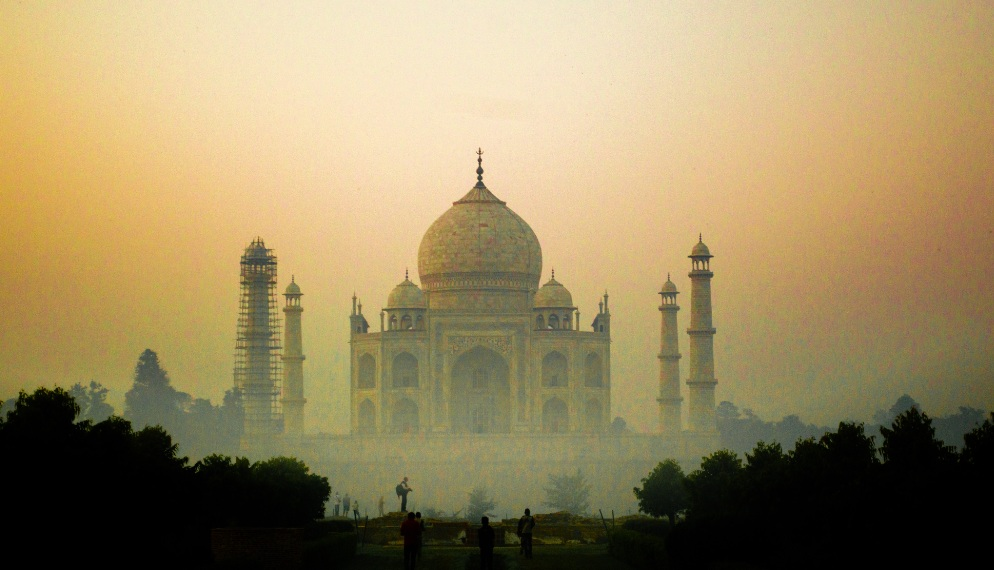 The Tajmahal Agra India best family vacation destination
