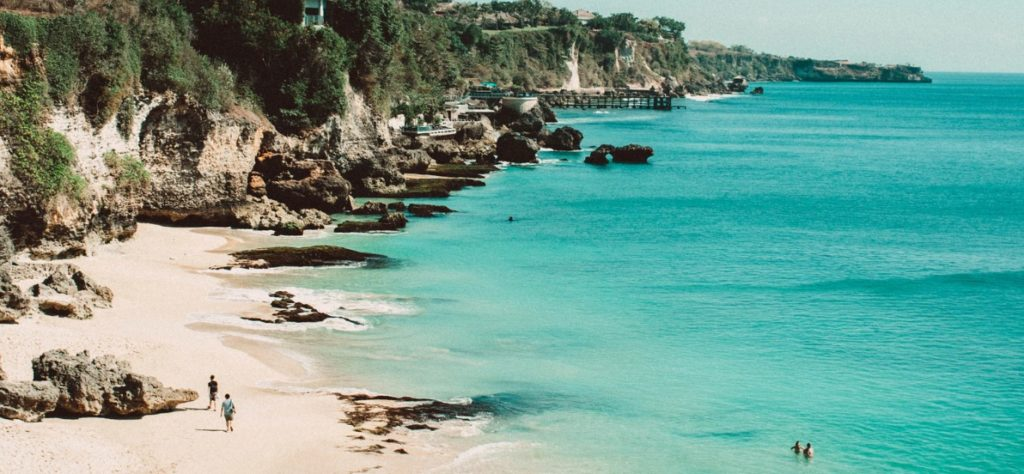 Bal Tourism Bali Beach Sight