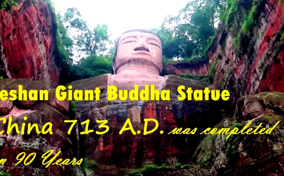 Buddha Statue China the Giant Statue of Buddha