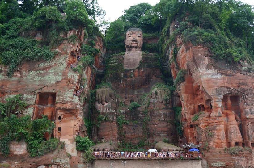 Largest Buddha statue