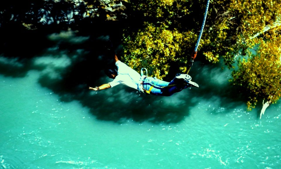 Bungee Jumping in India – Top Spots