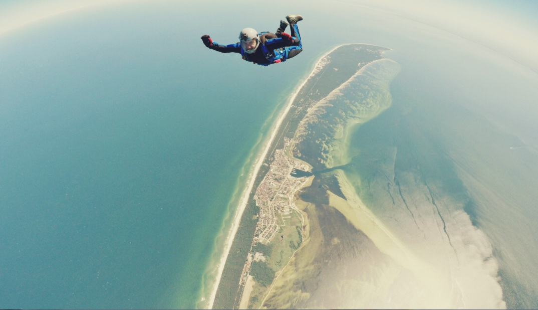Skydiving In India Cost And Destination