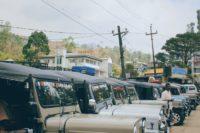 Munnar Town Vehical