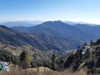 Uttarakhand Top Hill Views