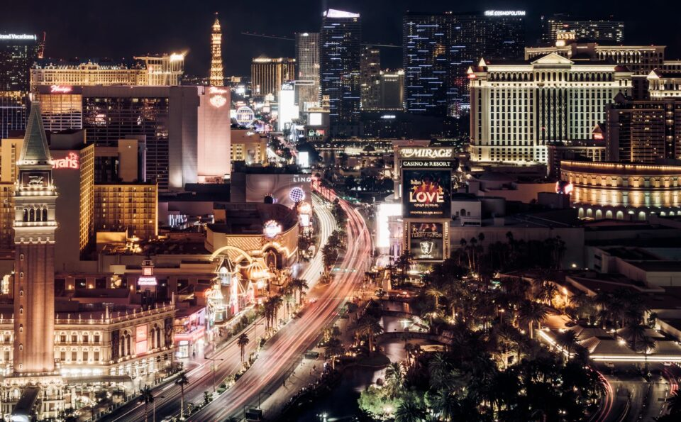 Visit Las Vegas One of The Most Attractive City